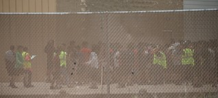 Migrantenkinder in den USA: Schwere Vorwürfe gegen Betreiber von Unterkünften