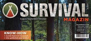 Survival Magazin | Ausgabe 3-17