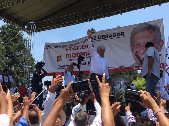 Mexikos linker Rächer