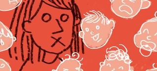Kolumne Meine Theorie: Zwingt mich nicht, eure Babys zu loben!