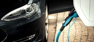 Besser als Recycling: Ein zweites Leben für alte Akkus aus Elektroautos