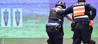 «Der schlägt mich» – Neues Trainingszentrum der Polizei eröffnet