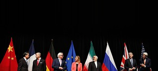 Why Europe has to defend the Iran nuclear deal