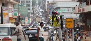 Ein ugandischer Velokurier träumt von Olympia | NZZ