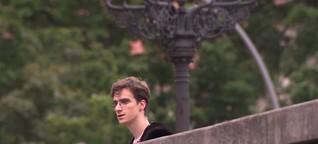 Jazz-Newcomer Erik Leuthäuser