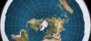 Flat Earth Society: Immer schön den Erdball flach halten