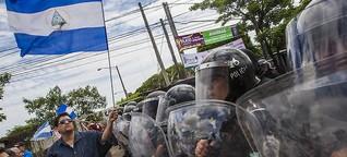 Ausnahmezustand in Nicaragua: Proteste brodelten seit langer Zeit