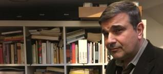 """Me, my shelf and I"": Bernd Begemann"