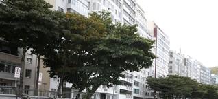 Brasilien: Militär besetzt Favelas in Rio de Janeiro auf den Hügeln der Zona Sul
