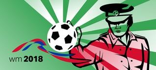 """WM-Podcast """"Russisch Brot"""": Sexualisierte Gewalt im Fußball"""