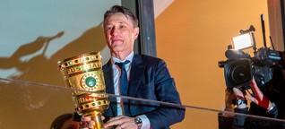 Frankfurt gewinnt DFB-Pokalfinale: Kovac rehabilitiert sich