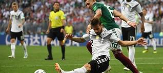 Spielweise bei der Fußball-WM: Das Bundesliga-Feeling