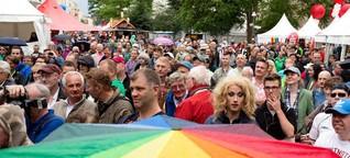 26. Lesbisch-schwules Stadtfest Berlin: Die Problemzone beginnt um 17 Uhr
