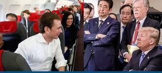 Foto-Politik: Bilder sagen mehr als tausend Worte