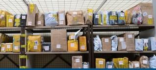 Steuerbetrug mit China-Paketen kostet Österreich 120 Millionen Euro