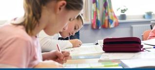"""Eltern geben der Schule Note 2 bis 3 - Religion für 20 Prozent """"verzichtbar"""""""