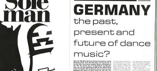 Germany: the past, the present and the future of techno music