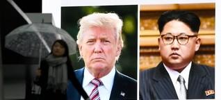 """Amerika und Nordkorea: """"Keine Schwäche von Kim Jong-un"""""""