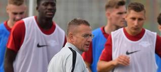 RB Leipzig: Saisonstart mit Rangnick 2.0
