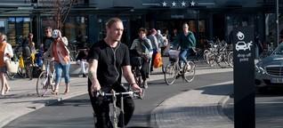 Wie Kopenhagen zum Fahrradparadies wurde