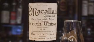 Macallan-Affäre: Gefälschte Whiskys in der neuen Destillerie entdeckt