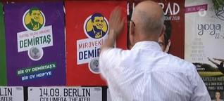 """Video """"Türkei-Wahl (1): Wahlkampf-Endspurt in Deutschland"""" - Mittagsmagazin"""