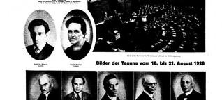 Lily Montagu - Die erste Jüdin auf einer deutschen Kanzel