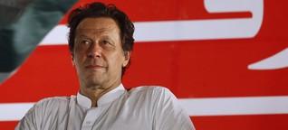 Wahlkampf in Pakistan: Vom Playboy zum religiösen Eiferer