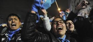 Abgelehnt: Abtreibung bleibt illegal