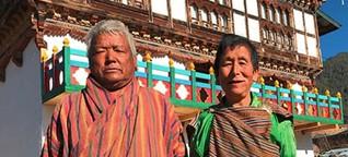 360°-Video aus Bhutan: Leben wie im 19. Jahrhundert