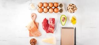 Ketogene Ernährung: Das sollten Sie wissen