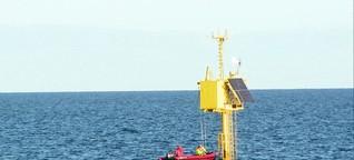 Gut zu wissen : Marnet - Todeszonen in der Ostsee auf der Spur