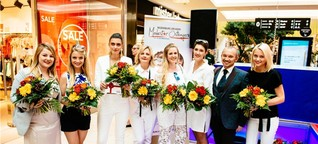 Modestar Ostbayern: Ganz in Weiß