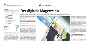 Der digitale Magerwahn