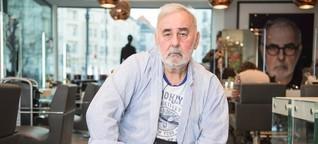 Star-Friseur Udo Walz denkt noch lange nicht an Ruhestand