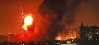 Neuerlich brisante Lage im Gazastreifen