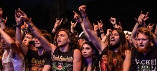 Die Welt des Heavy Metal