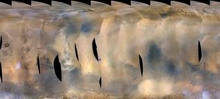 Mars: Ganz schön eingestaubt