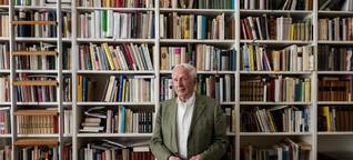 Zum 90. Geburtstag: Klaus von Dohnanyi, der unbequeme Freigeist - WELT