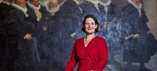 Hamburgs Außenministerin Annette Tabbara arbeitet jeden Tag für Europa - WELT
