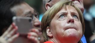 Merkel reist nach Neuland