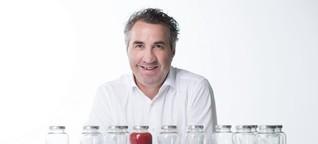 Crowdfunding für Mösl's Bio Smoothie - Der Gründer des Fruchtgetränks im Glas im Interview