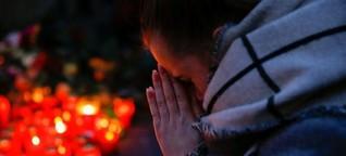 """Seelsorge nach dem Anschlag: """"Ich bin jetzt für dich da"""""""