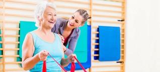 Bremst Sport altersbedingten Muskelabbau?