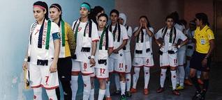 Frauenfußball in Palästina