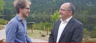 """Gespräch mit Christian Keuschnigg: Christian Keuschnigg: """"Was wir brauchen ist Risikokapital"""""""