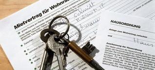 Betrüger schalten gefälschte Anzeigen für Wohnungen