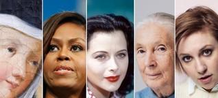 Diese Frauen müssen Sie kennen - SPIEGEL ONLINE - Kultur