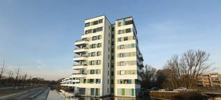 "Hambourg, ""Un quartier pionnier"""