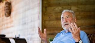 Stiglitz calls Trump a totalitarian